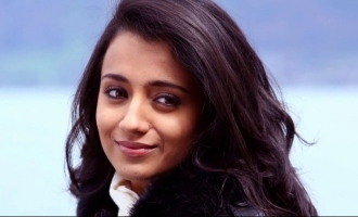 Breaking! Trisha officially confirms walking out of mega film