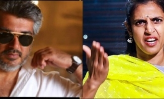 Kasthuri goes to war with alleged Ajith fans for online sexual advances