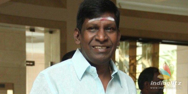 I will defeat Saithaan and Sanniyan - Vadivelu on reentry