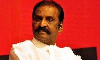Breaking! Vairamuthu hospitalized