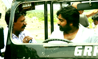 'Vanmam' On Location