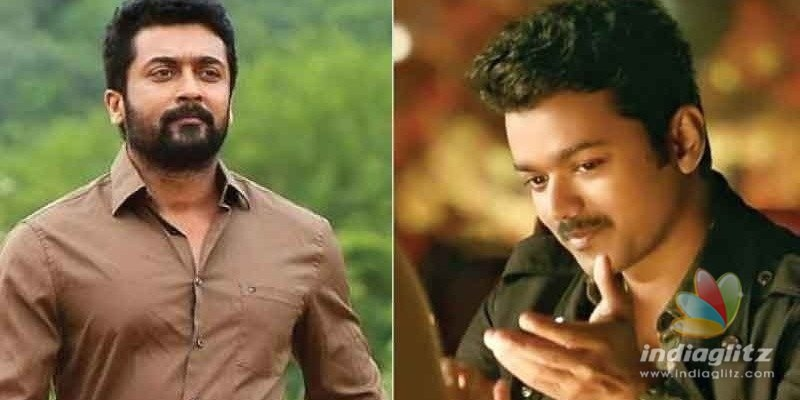An appeal to Vijay and Suriya to clash to save theater industry