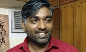 Vijay Sethupathi's homework to change from villain to romantic hero