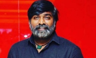 Vijay Sethupathi signs one more new film - Exciting details