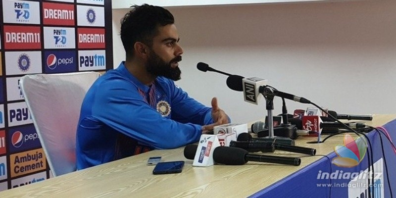 Virat Kohli opens up on MS Dhonis retirement rumours