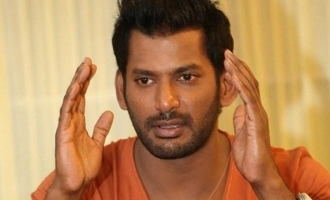 It's Vishal after Jayam Ravi!
