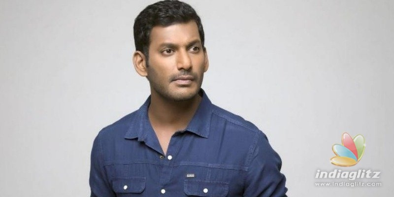 Vishals directorial debut officially announced