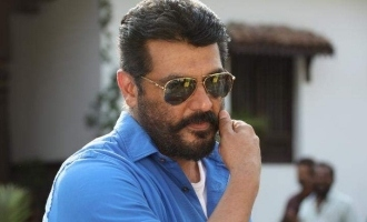 'Viswasam' distributor's strong message to Thala Ajith fans