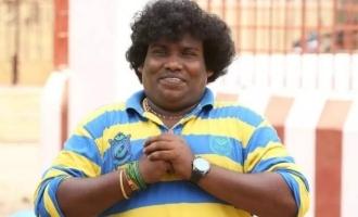 Yogi Babu donates to coronavirus pandemic impacted cinema workers