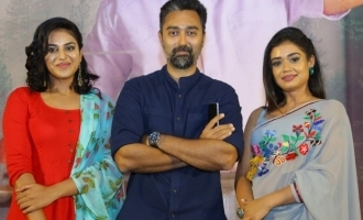 Zee5 Tamil Original Web Series Thiravam Screening and Press Meet