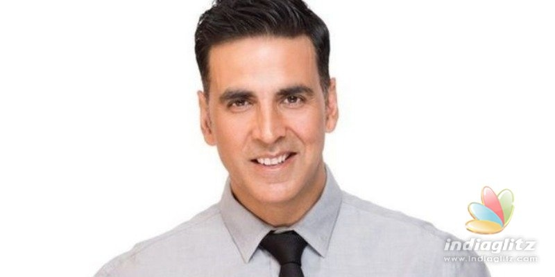 Akshay Kumar hits back at trolls, says his