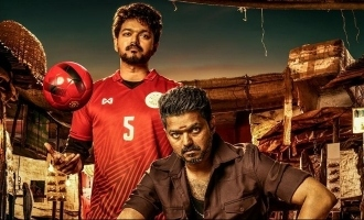 Super fast action by Thalapathy Vijay's 'Bigil' team on leaked song