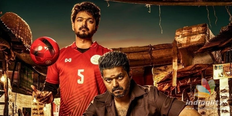 Super fast action by Thalapathy Vijays Bigil team on leaked song