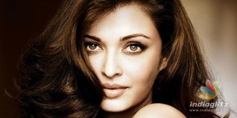 Aishwarya Rai to return to Tamil as a villain