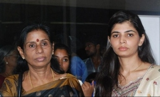 Chinmayi apologises for her mother's statement!