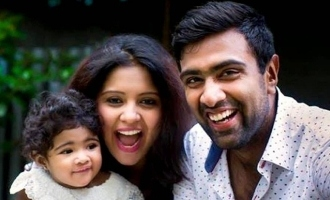 Ravichnadran Ashwin's wife reveals '10 members in family COVID positive'