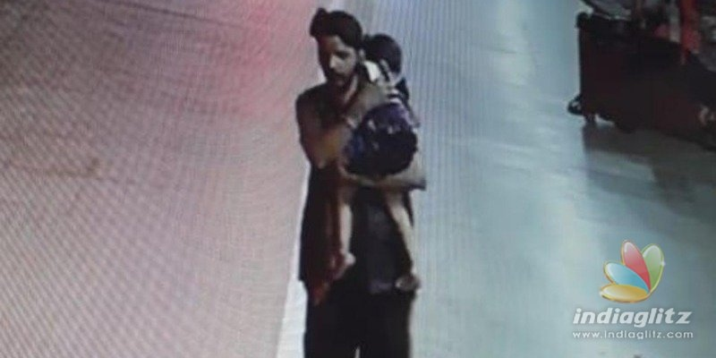 Sleeping 3-year-old girl kidnapped, raped, and beheaded; CCTV records accused