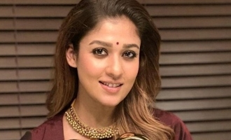 Young actress reunites with Nayanthara after 'Bigil'