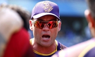 Jacques Kallis parts ways with Kolkata Knight Riders after nine years