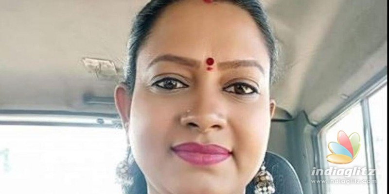 Television actress Shobha dies in car accident