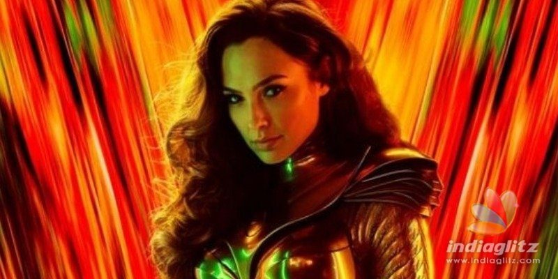 Wondrous! Gal Gadots Wonder Woman 1984 official trailer is here