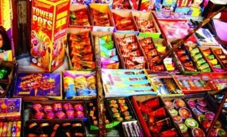 High Court bans Diwali crackers sale