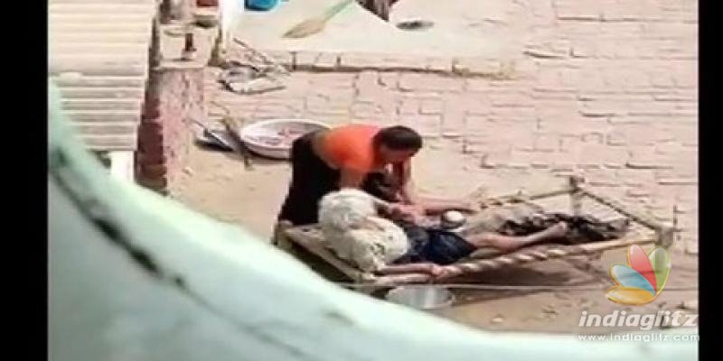 Video: Woman physically abuses 80-year-old mother-in-law, arrested