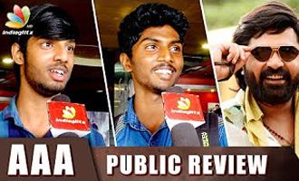 'Anbanavan Asaradhavan Adangadhavan' Public Review