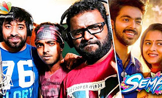 Aadvik Ravichandran, G V Prakash & Arunraja Kamaraj joins together for SEMA movie song