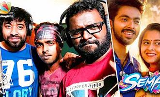 Aadvik Ravichandran, G V Prakash & Arunraja Kamaraj joins together for SEMA movie song