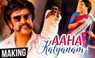 Aaha Kalyanam Song Making   Anthony Dasan & Ku Karthik Interview