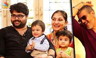 My twins nickname are Aaluma Doluma | Fun Interview with Comedian Arjunan