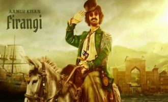 Aamir Khan becomes a wacky thug for his next flick!