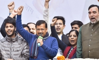 Delhi Assembly Election Results 2020