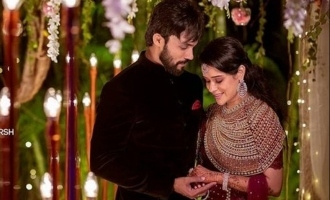Aarav's strong promise to his wife Raahei using Gautham Menon's words