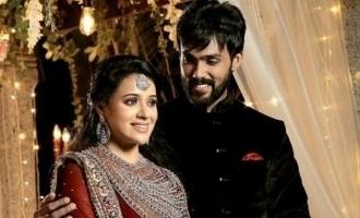 'Bigg Boss' Aarav 's wife Raahei's baby shower function held