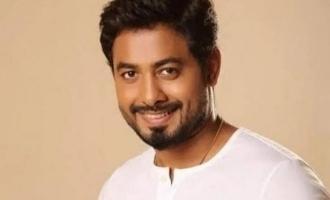 Aari Arjunan posts fun video introducing his new heroine