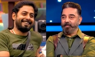 Aari Arjunan's special message to Kamal Haasan