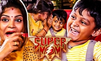 Supermom Aarthi Ganesh and Son interview