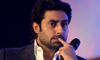 abhishek bachchan responds to troll who asks who will feed you when your father amitabh is in hospital witty