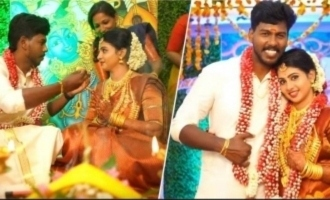Suriya movie heroine gets married in simple manner due to COVID 19 scare