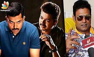 Karthi and Vijay's Villain shares his work experience in Theeran - Abhimanyu Singh Interview