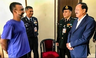 IAF clarifies on Abhinandan's Twitter account