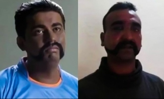 Pakistan WC Advertisement a Spoof of IAF Pilot Abhinandan Varthaman