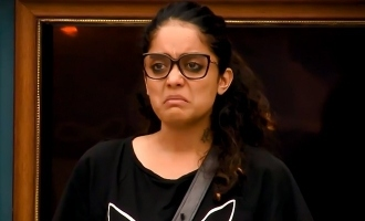 Bigg Boss 3 Abhirami breaks down and apologizes to mother!