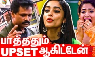 Losliya is not playing but living in Bigg Boss 3 - Abhirami Venkatachalam interview