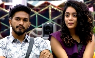 Biggboss Tamil season 3 Abirami says I love you to Mugin