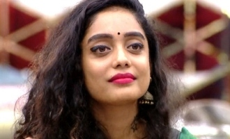 Bigg Boss 3 Abhirami watches Thala Ajith's Ner Konda Paarvai!