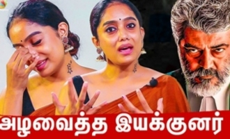 Emotional Connect With Ajith : Abirami Venkatachalam Interview