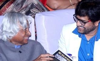 பத்மஸ்ரீ விருது, அப்துல் கலாமின் உண்மைத்தொண்டர்: விவேக் ஒரு காமெடி சகாப்தம்!